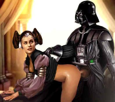 порно звездные войны кино