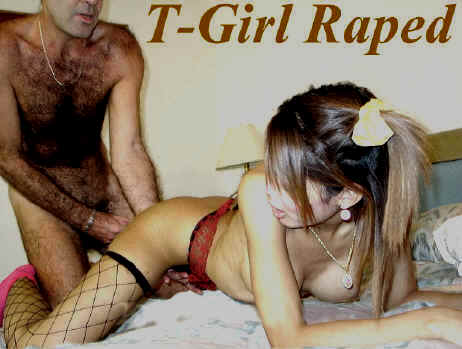 Tranny rape fantasy